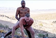 Right Here Is Perfect: Brian Bonds & August Alexander (Bareback)